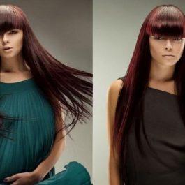 Галерея причесок на длинных волосах (202 фото) (рис. 153)