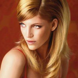 Галерея причесок на длинных волосах (202 фото) (рис. 245)