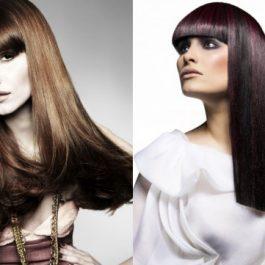 Галерея причесок на длинных волосах (202 фото) (рис. 381)