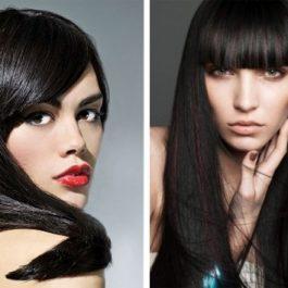 Галерея причесок на длинных волосах (202 фото) (рис. 401)