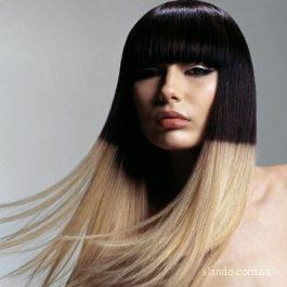 Галерея причесок на длинных волосах (202 фото) (рис. 385)