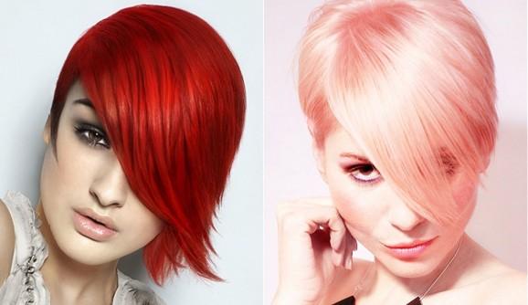 Галерея причесок на полудлинных волосах (219+ фото) (рис. 34)
