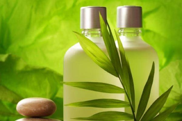 Маска с касторовым маслом для обесцвеченных или обессиленных волос. (рис. 1)
