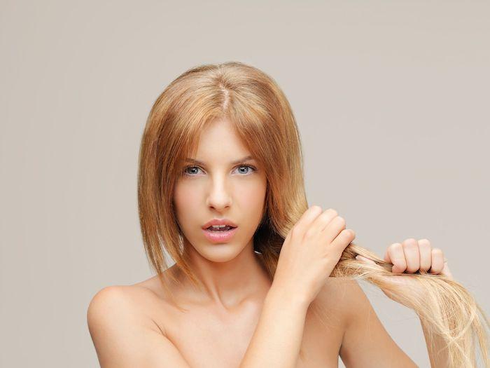 Экологически нездоровые волосы. (рис. 1)