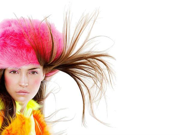 Волосы электризуются. (рис. 8)