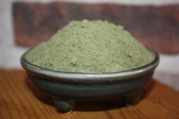 Маска для волос из бесцветной хны (рис. 9)