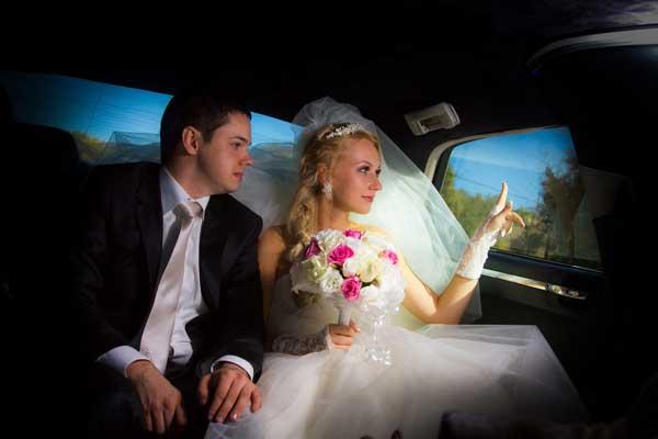 Лимузин: двойная роскошь в свадебный день! (рис. 6)