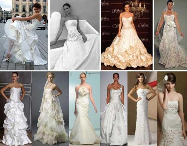 Какое платье выбрать на свадьбу? (рис. 8)