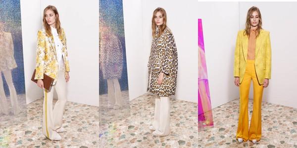 Коллекция Stella McСartney Resort 2013 показана в Нью-Йорке (рис. 1)