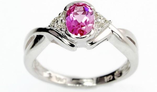 Кольцо из белого золота - мечта каждой будущей невест (рис. 5)