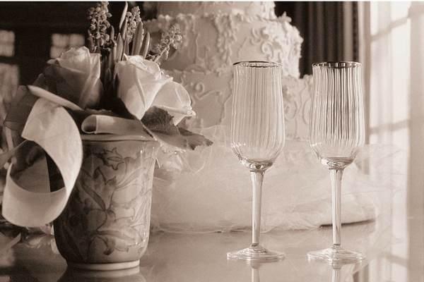 Бокалы на свадьбу – память на всю жизнь (рис. 8)