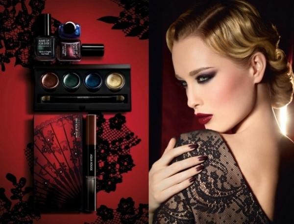 Тени для век Black Tango Palette от Make Up For Ever (рис. 5)