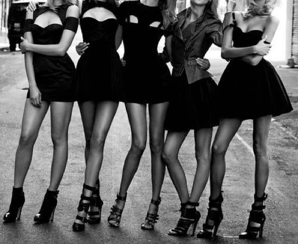 Красивое платье должно быть модным? (рис. 7)