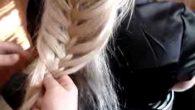 Французская коса (рис. 29)