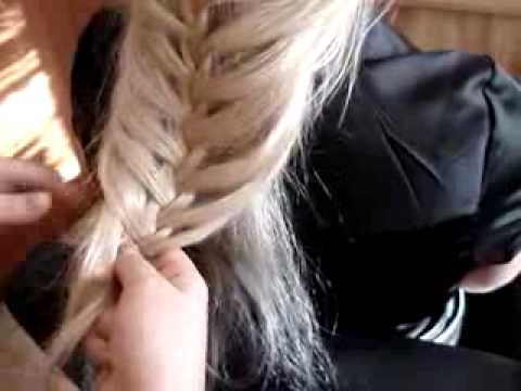 Французская коса (рис. 14)