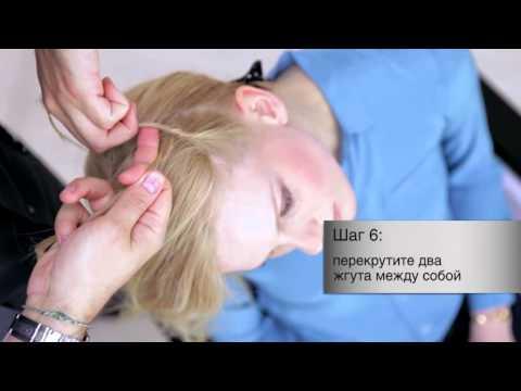 Как заплести стильную косу (рис. 3)