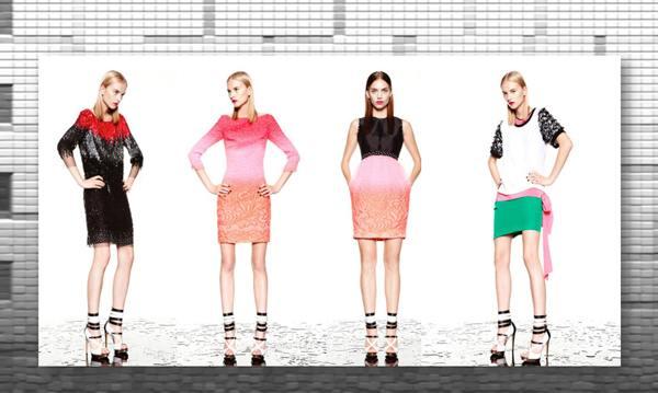 Икона стиля в брендовой одежде (рис. 3)