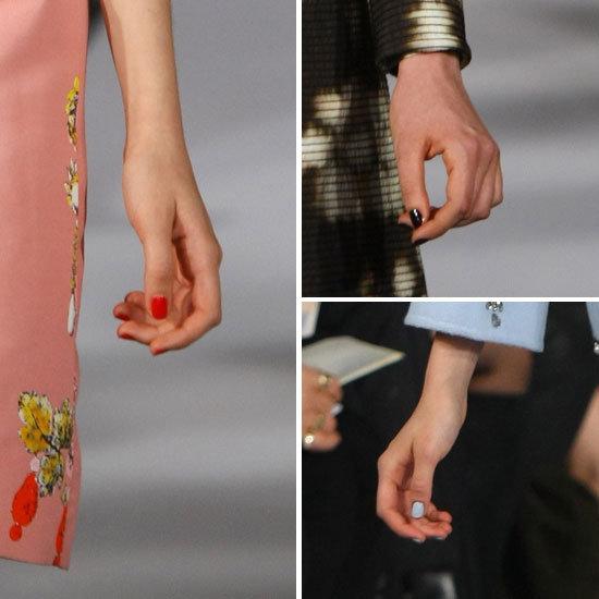 Лаки для ногтей Oscar de la Renta осень-зима 2012/2013 (рис. 10)