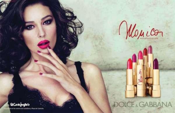 Помада имени Моник Белуччи от Dolce & Gabbana (рис. 10)