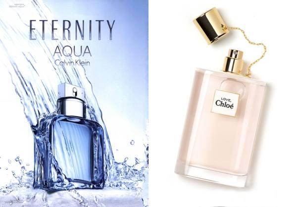 Сияние любви и дыхание вечности: ароматы Chloe и Calvin Klein (рис. 7)
