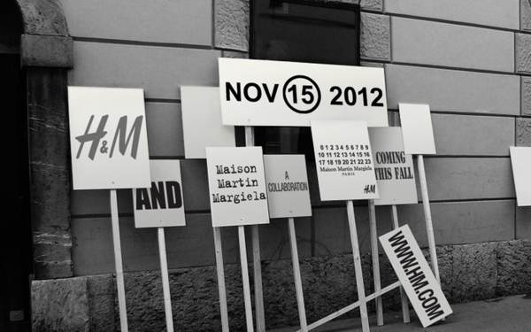 Совместная коллекция одежды H&M и Maison Martin Margiela (рис. 7)