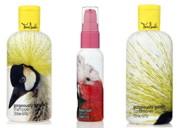 Линию средств по уходу за волосами Tara Smith Vegan Hair Care (рис. 8)