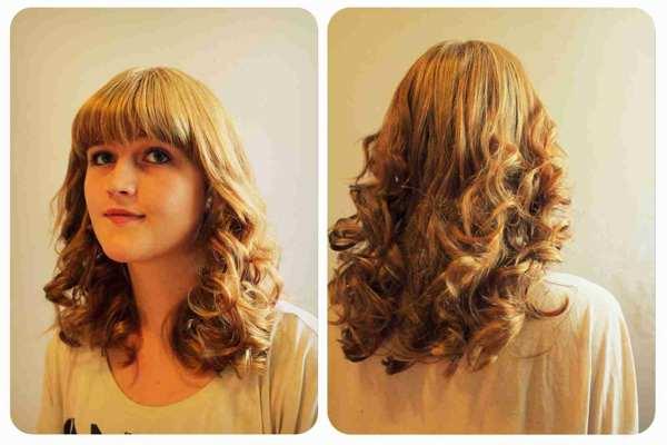 Завивка волос (рис. 1)