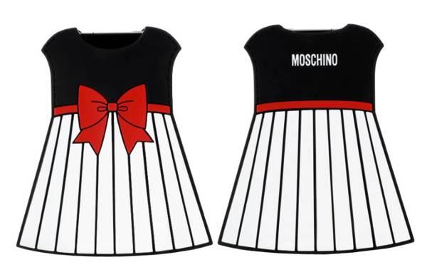 Новый женственный чехол для IPhone - Moschino (рис. 7)