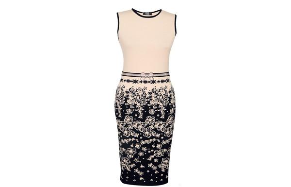 Классическое платье футляр (рис. 1)