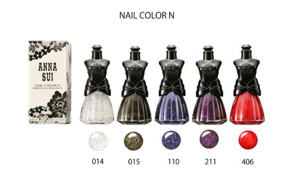 Очарование женственности с лаком Black Veil Nail Polish (рис. 5)