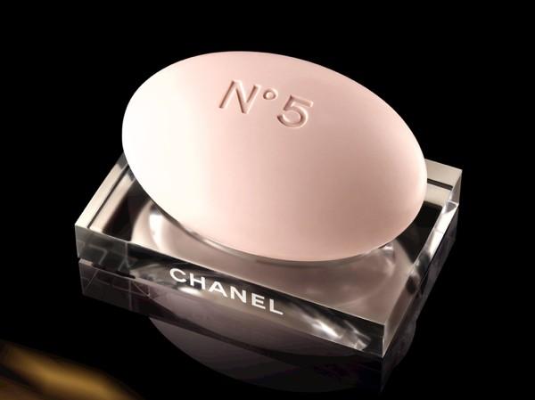 Аромат Chanel № 5 в парфюмированном мыле (рис. 1)