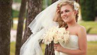 Романтичная невеста: распущенные длинные блестящие волосы (рис. 3)