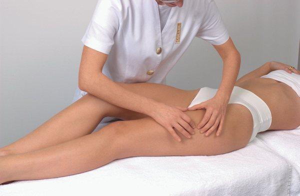 Борьба с целлюлитом: применение антицеллюлитного массажа (рис. 7)