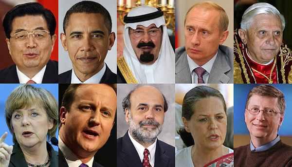 Самые влиятельные люди 2012 года (рис. 7)