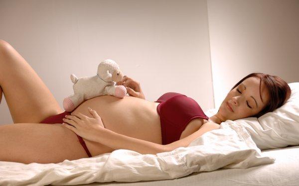 Что происходит с малышом на 22 неделе беременности (рис. 6)