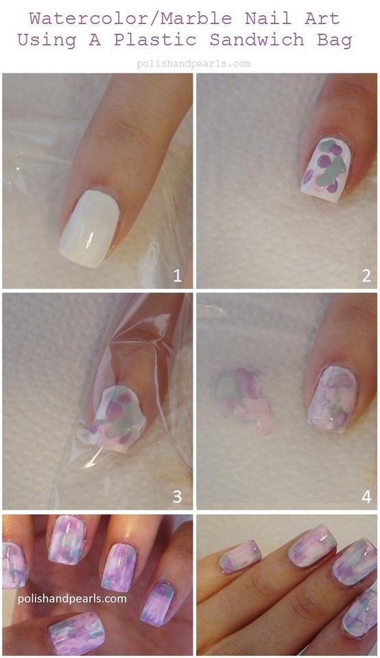 Как наносить гель на ногти своими руками