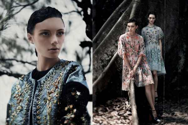 Изящные платья индонезийского кутюрье (рис. 6)