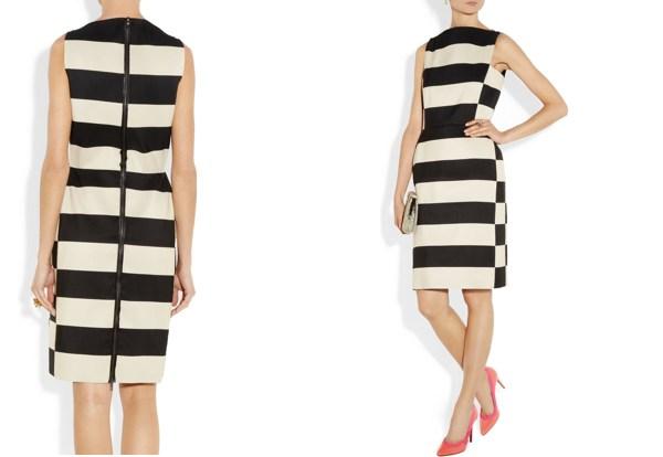 Платье Lanvin: полоска снова в моде (рис. 3)