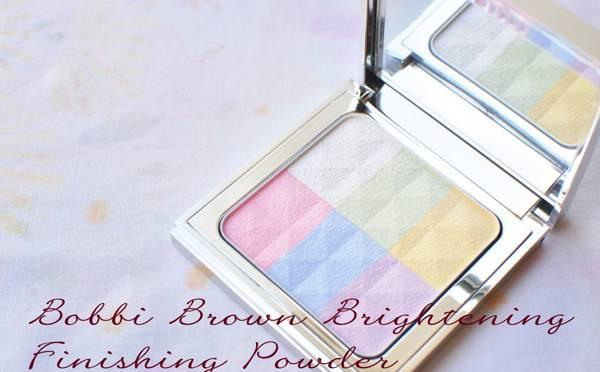 Пудра Brightening Finishing Powder: красиво и полезно (рис. 5)