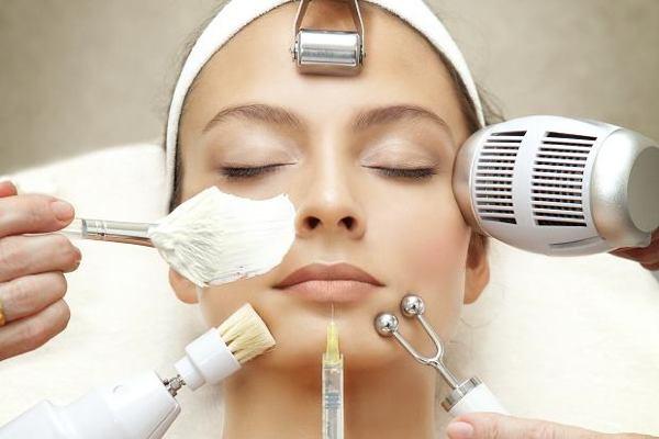 Современные косметические процедуры решают практически все проблемы кожи (рис. 14)