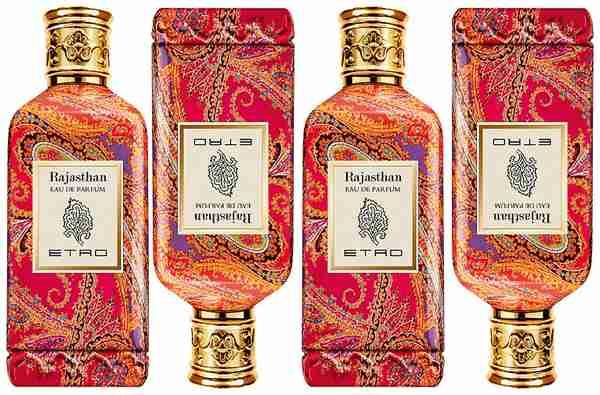 Дивный флакон парфюма Rajasthan от Etro (рис. 1)