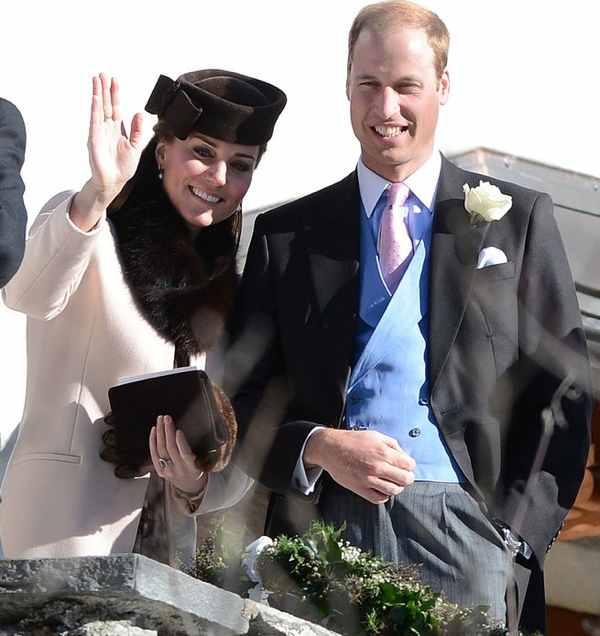 Герцогиня Кембриджская Кэтрин снова в центре внимания (рис. 11)