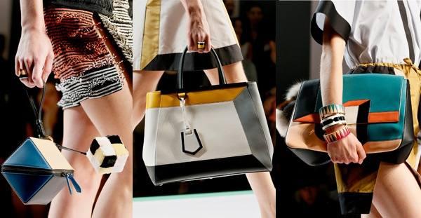 Новая сумка Fendi снова радует любительниц знаменитого бренда (рис. 9)