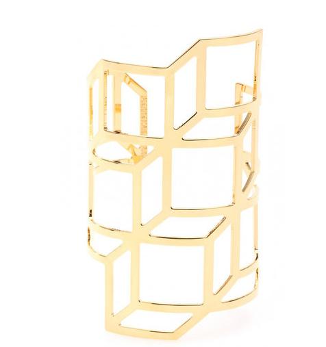 Новый аксессуар от Pierre Hardy в геометрическом стиле (рис. 4)
