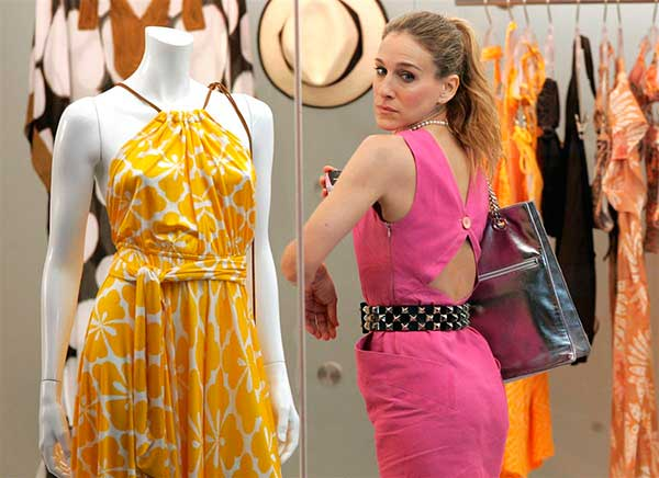Сара Джессика Паркер: «У меня шкаф ломится от одежды, которую я не ношу» (рис. 1)