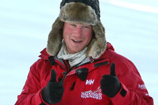 Принц Гарри готовится к полярному путешествию (рис. 4)