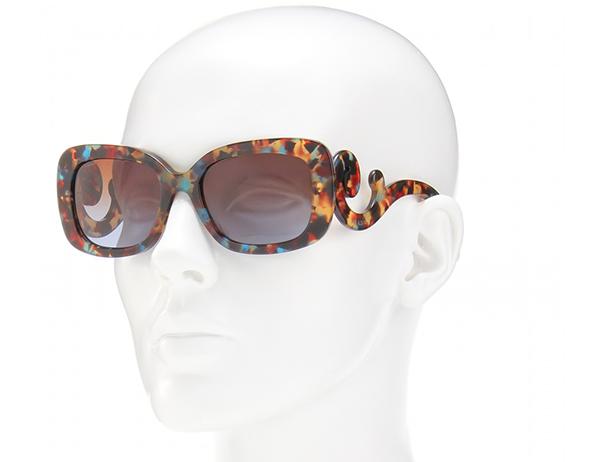 Солнечные очки Baroque от Prada обрели новую форму (рис. 3)