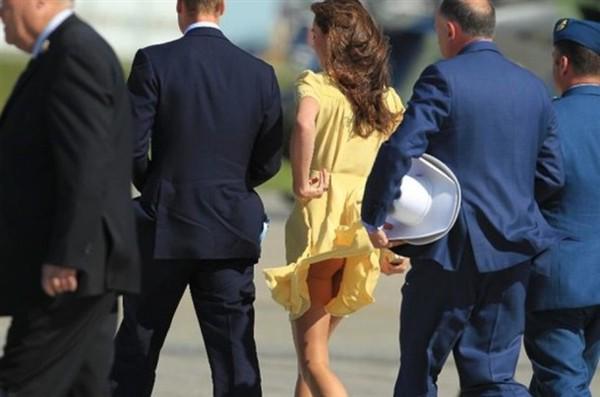 Английский ветер на оставляет в покое наряды герцогини Кэтрин (рис. 5)