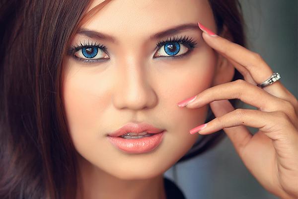 Классический дневной макияж (рис. 3)