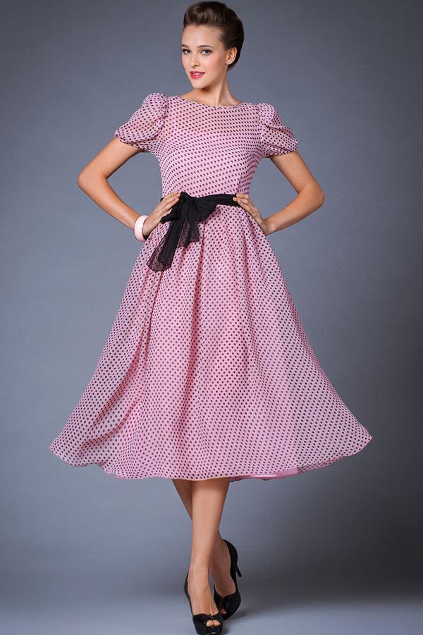 Коктейльное платье – символ сдержанной элегантности (рис. 13)